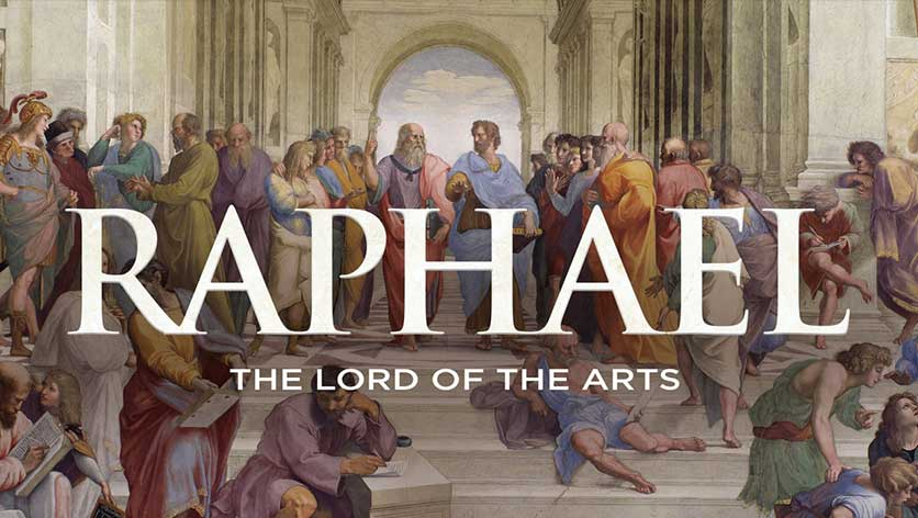 Dimarts Cultural: Raphael - The lord of the arts