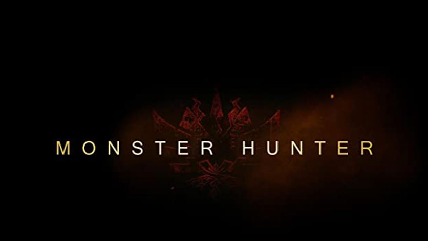 Poster de la película Monster Hunter