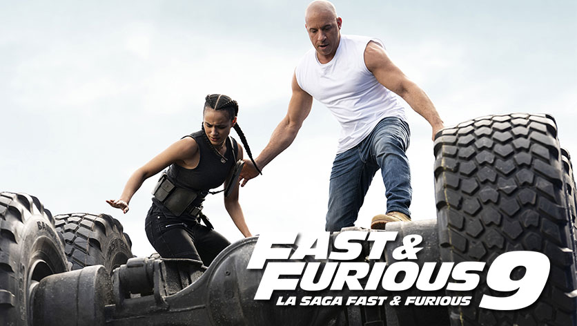 (4DX) Fast & Furious 9