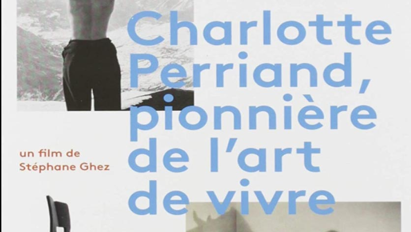 Poster de la película BARQ: Charlotte Perriand, pioneer in the art of living