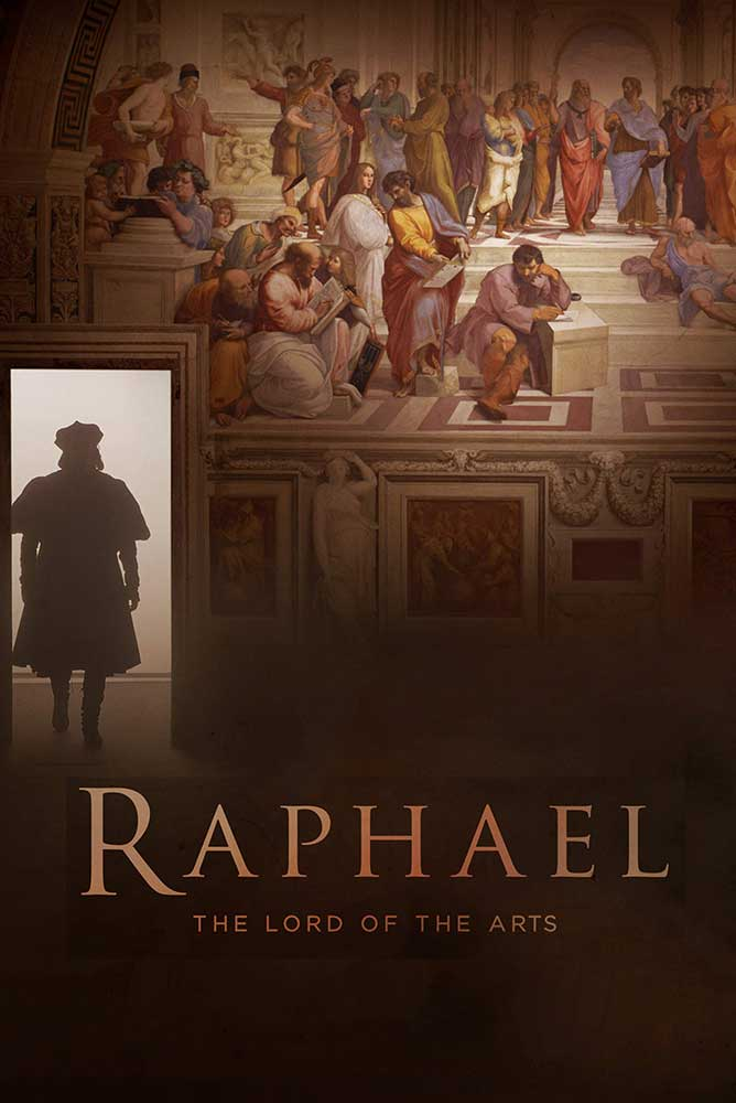 Imagen del poster de la película Dimarts Cultural: Raphael - The lord of the arts