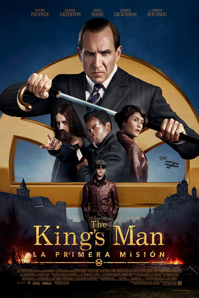 The King's Man: La primera misión