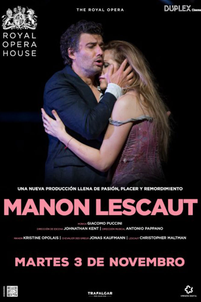 Manon Lescaut (Diferit Covent Garden) (%D3pera)